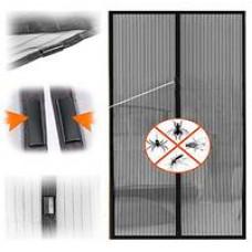 Сетка москитная  для дверей 0,9*2,1 м на магнитах (нортекс)