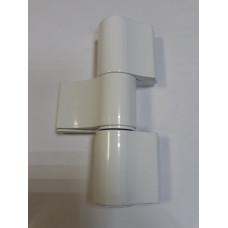 Петля  ППД 3 белая (2 подшипника) (9016)
