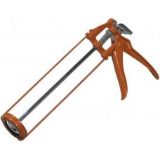 Пистолет скелетный  д/герметика 310 мл с шестигранным штоком
