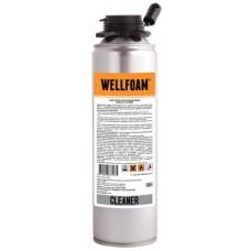 Очиститель монтажной пены-Wellfoam Cleaner