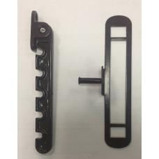 Ограничитель открывания для алюминиевых окон метал.
