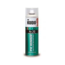 очиститель пластика  KUDO № 20