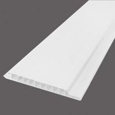 Панель ПВХ белая 250мм*3000*8