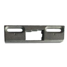 Планка  ответная  13 мм к шпингалету 150мм